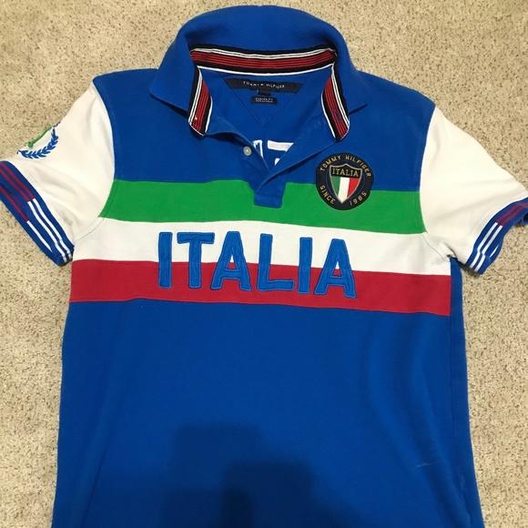 best sneakers e9e48 08bb2 Tommy Hilfiger Italia Polo